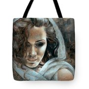 Cornelia Portrait2 Tote Bag