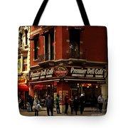 Corner Deli - New York Tote Bag