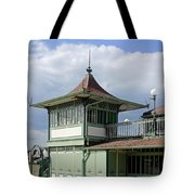 Corner Detail Of The Pavilion - Ryde Tote Bag
