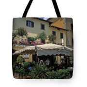 Corner Gelateria Tote Bag