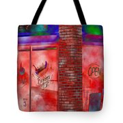 Corner Shop Tote Bag