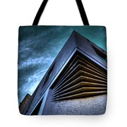 Corner Shot Tote Bag