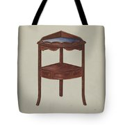 Corner Wash-stand Tote Bag