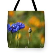 Cornflowers -2- Tote Bag