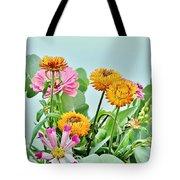 Cornflowers 20 Tote Bag