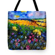 Cornflowers 680808 Tote Bag