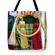 Cornish National Tartan Tote Bag