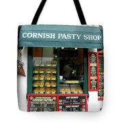 Cornish Pasty Shop Tote Bag