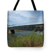 Cornish-windsor Bridge Tote Bag