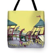 Cornwall Play Tote Bag