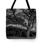 Corolla Bridge Tote Bag