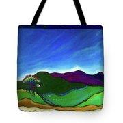 Coromandel Peninsula Tote Bag