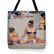 Corona Strips Tote Bag