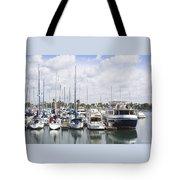 Coronado Boats II Tote Bag