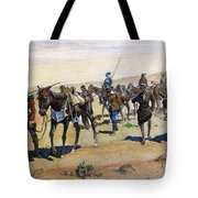 Coronados March, 1540 Tote Bag