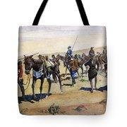 Coronados March, 1540 Tote Bag