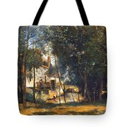 Corot - The Mill Tote Bag
