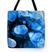 Corporalis Blue Tote Bag