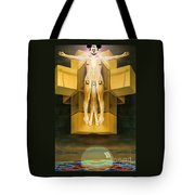 Corprate God Tote Bag