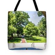 Corr Hall Walkway Tote Bag