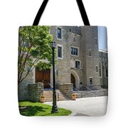 Corr Residence Hall Tote Bag
