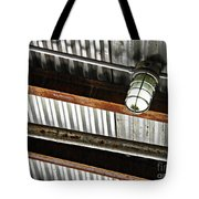 Corrugated Metal Abstract 10 Tote Bag