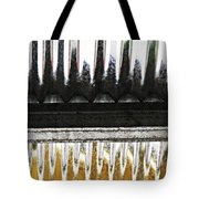 Corrugated Metal Abstract 8                              Tote Bag