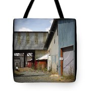 Corrugated Tote Bag