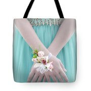 Corsage Tote Bag by Rod Sterling