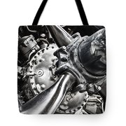 Corsair F4u Engine Tote Bag