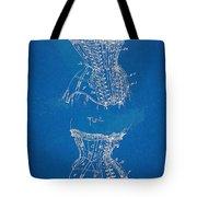 Corset Patent Series 1908 Tote Bag
