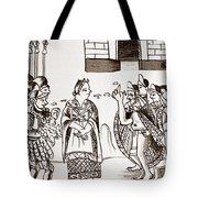 Cortes & Montezuma, 1519 Tote Bag