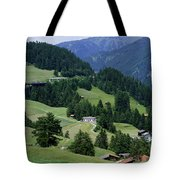 Cortina 2 Tote Bag