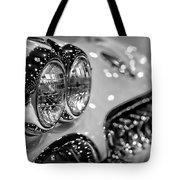 Corvette Bokeh Tote Bag by Gordon Dean II