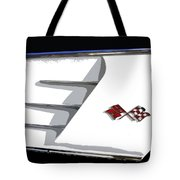 Corvette Colors Tote Bag