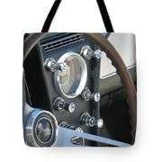 Corvette Console Tote Bag
