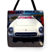 Corvette Convertible Tote Bag