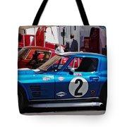 Corvette Grand Sport 1963 Tote Bag