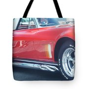 Corvette Soft Top Tote Bag