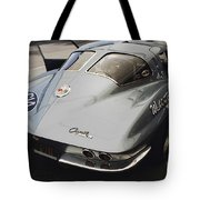 Corvette Split Window Tote Bag