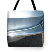 Corvette Waves Tote Bag