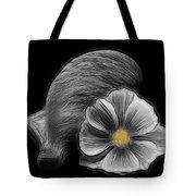 Cosmea Bloom Tote Bag