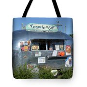 Cosmic Cafe Tote Bag