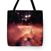 Cosmic Cave Tote Bag by Jennifer Rondinelli Reilly - Fine Art Photography