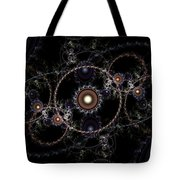 Cosmic Clockworks Tote Bag