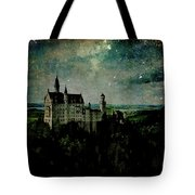 Cosmic Collision Tote Bag