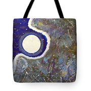 Cosmic Dust Tote Bag
