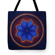 Cosmic Harmony Tote Bag