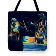 Cosmic Ian And Leaping Martin Tote Bag