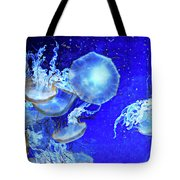 Cosmic Jellies Tote Bag